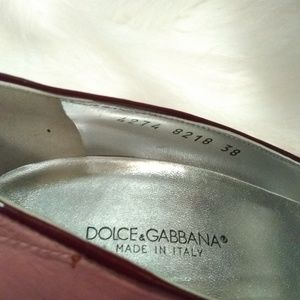 Dolce & Gabbana Shoes - Dolce & Gabbana heels made in Italy